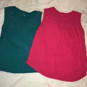 Gap bundle of shirts. Small and medium